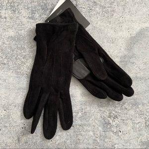 Echo Design New York Black Touch Screen Gloves L